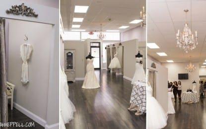 Mirror Mirror Bridal Boutique hosts grand opening