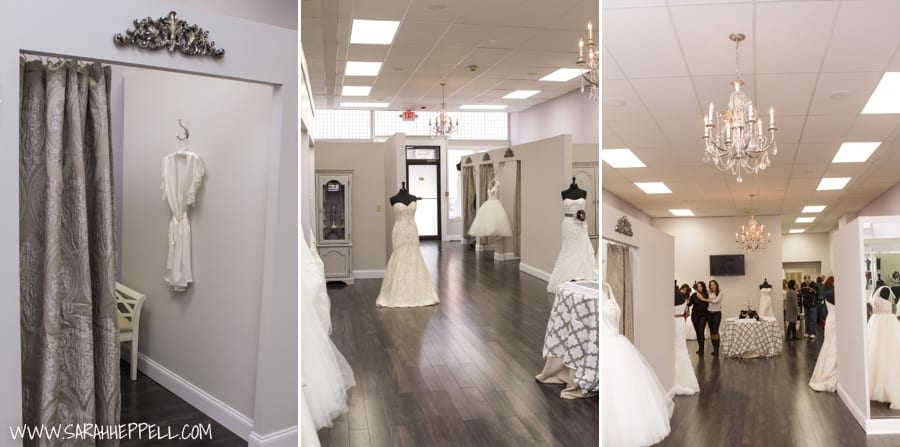Mirror Mirror Bridal Boutique hosts grand opening