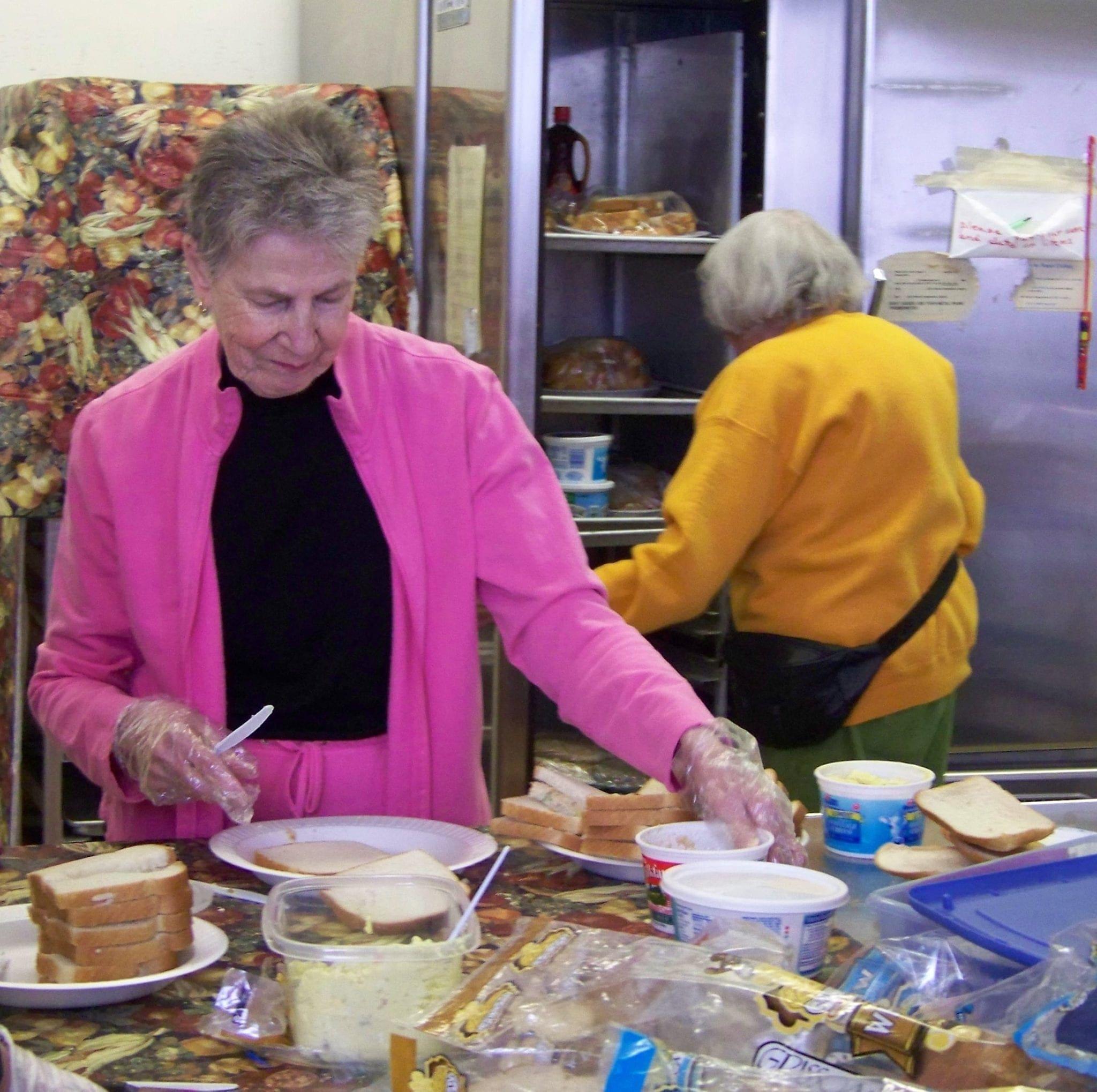 Lenten Luncheon Series kicks off Friday