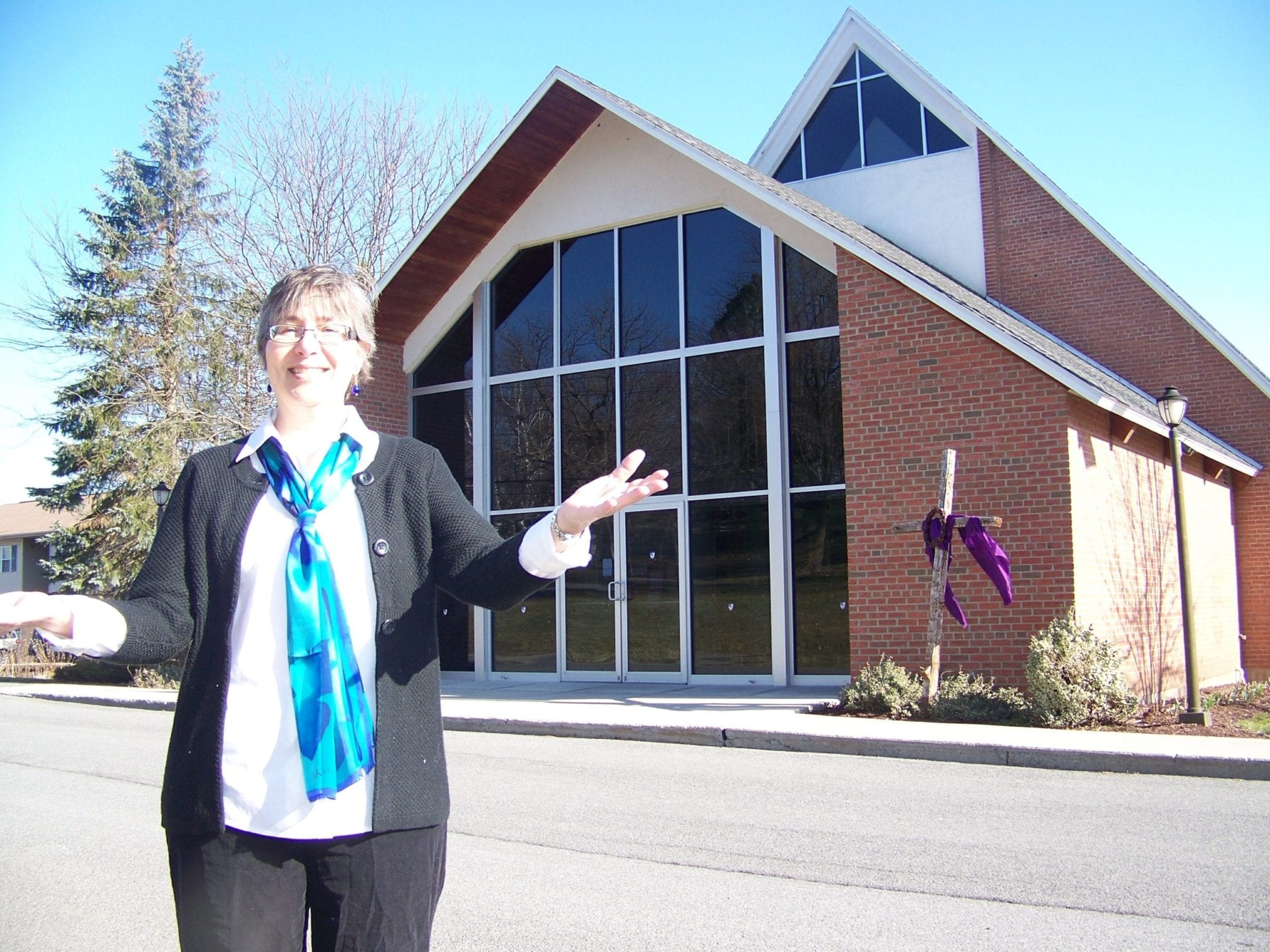 Grace Episcopal of Baldwinsville has new priest in charge
