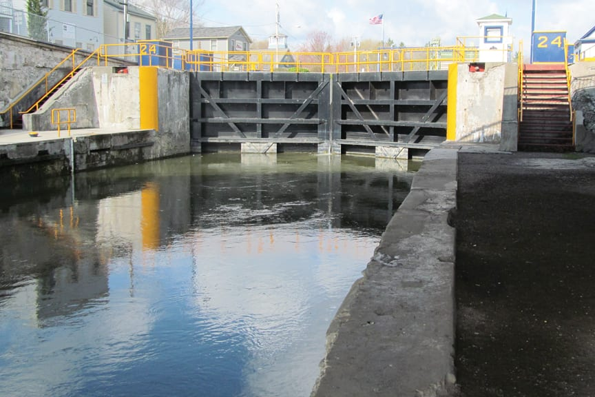 State cuts lead to restricted travel on canal