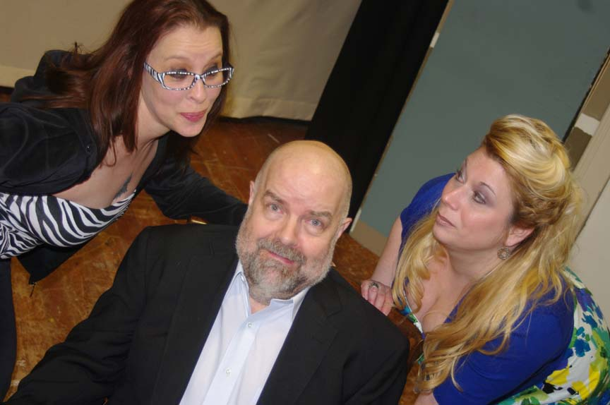 B'ville Theatre Guild stages comedy 'First Things First' May 17 to June 1