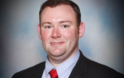 Two vie for county seat: Derek Shepard