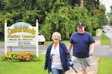 Take a stroll for seniors in B'ville