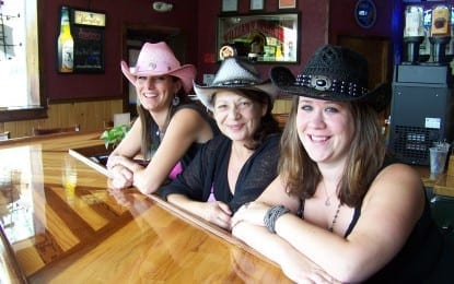 Timber Tavern Bar & Grill offers country-themed full service facility