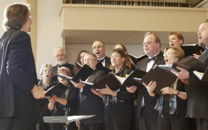 Syracuse Vocal Ensemble to perform 'Mystical Christmas Pie' in B'ville
