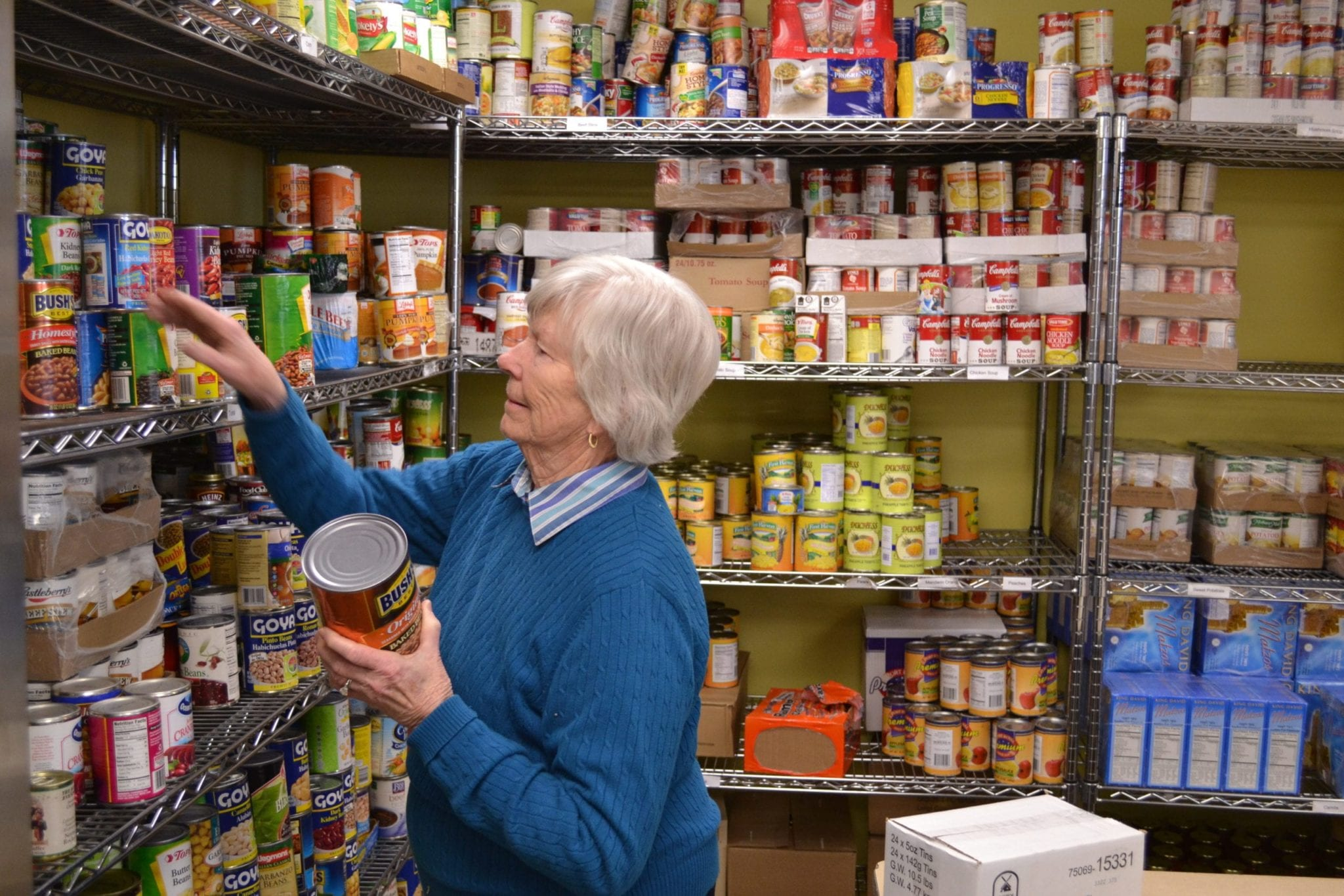 Skaneateles Ecumenical Food Pantry continues to serve community
