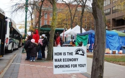 Occupying Syracuse: Beyond the Politics