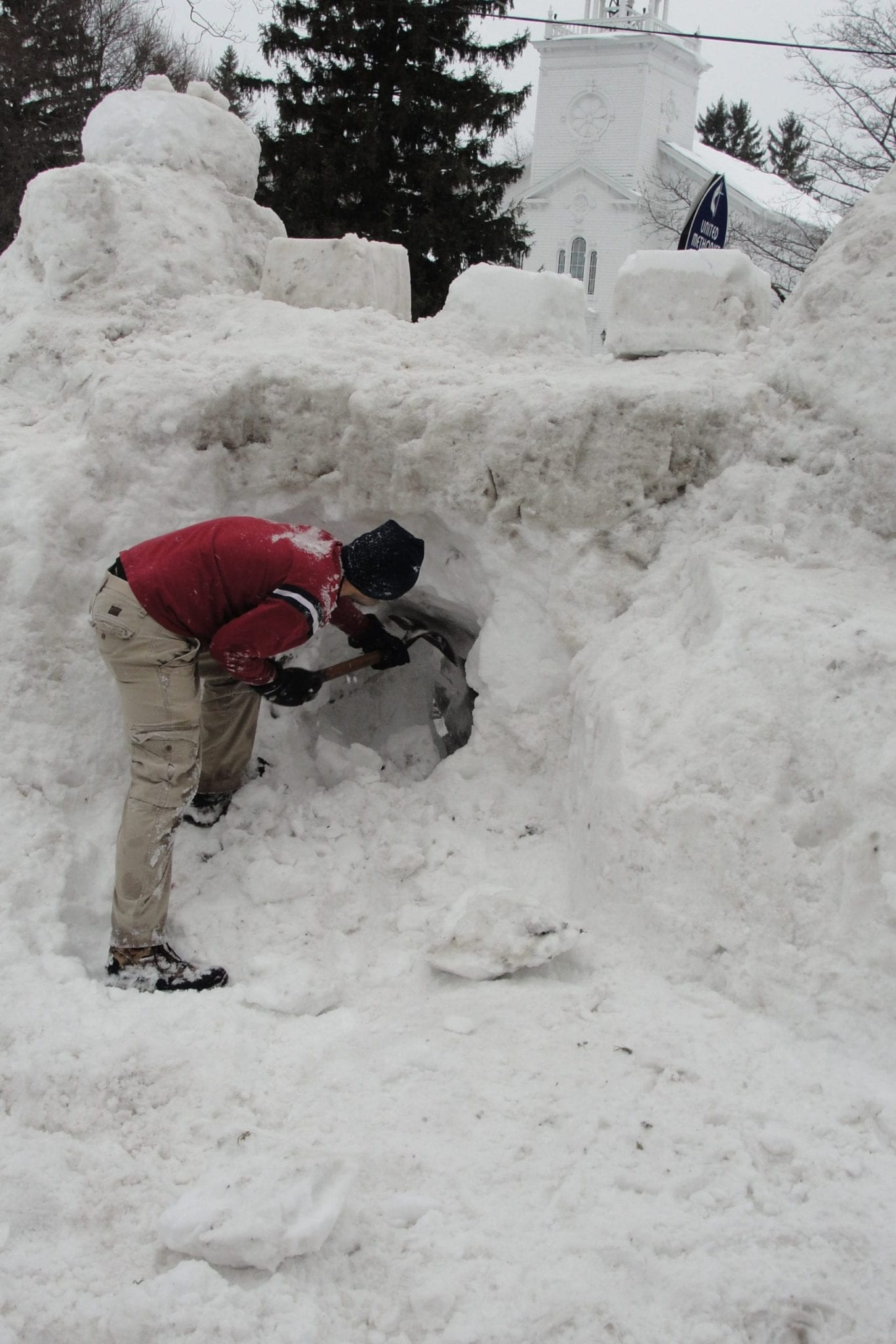 Village, town snow budgets in good standing