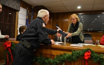 Outgoing Skaneateles officials recognized