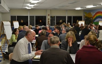 Skaneateles community brainstorms ideas for district's future