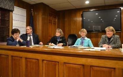 Skaneateles town board discusses goals for year, introduces new attorney
