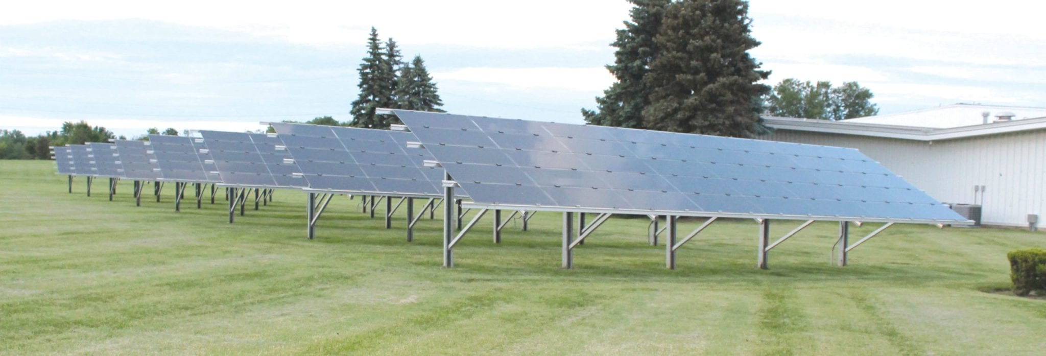 Solar savings coming to Clay