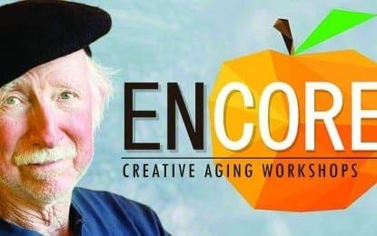 NOPL news: A new season of Encore! Creative Aging programs