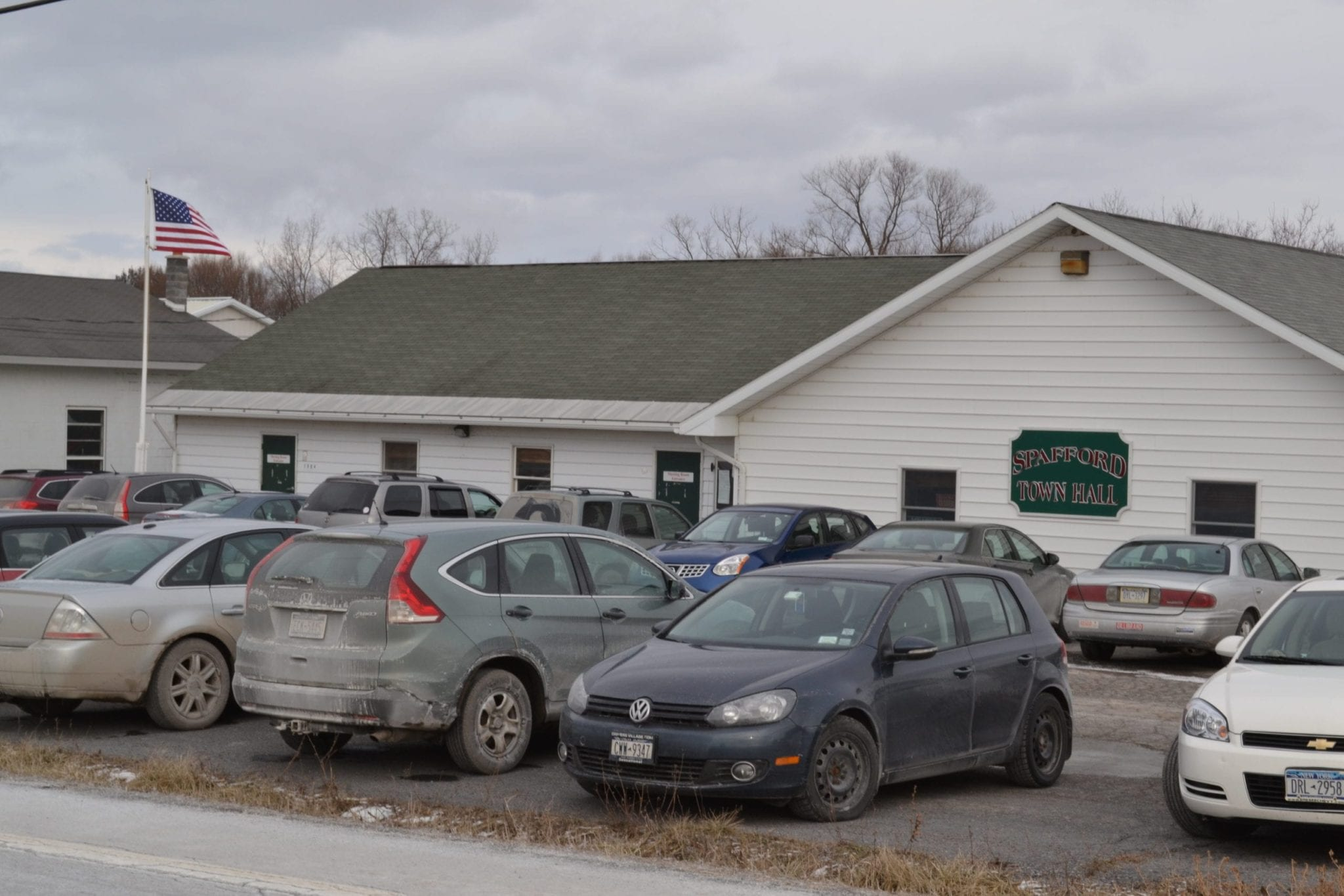 Spafford hires attorney, plans for building repairs