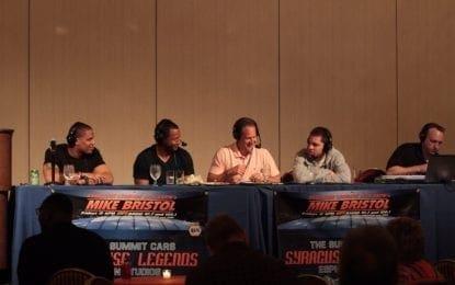 Syracuse Legends radio show catches on