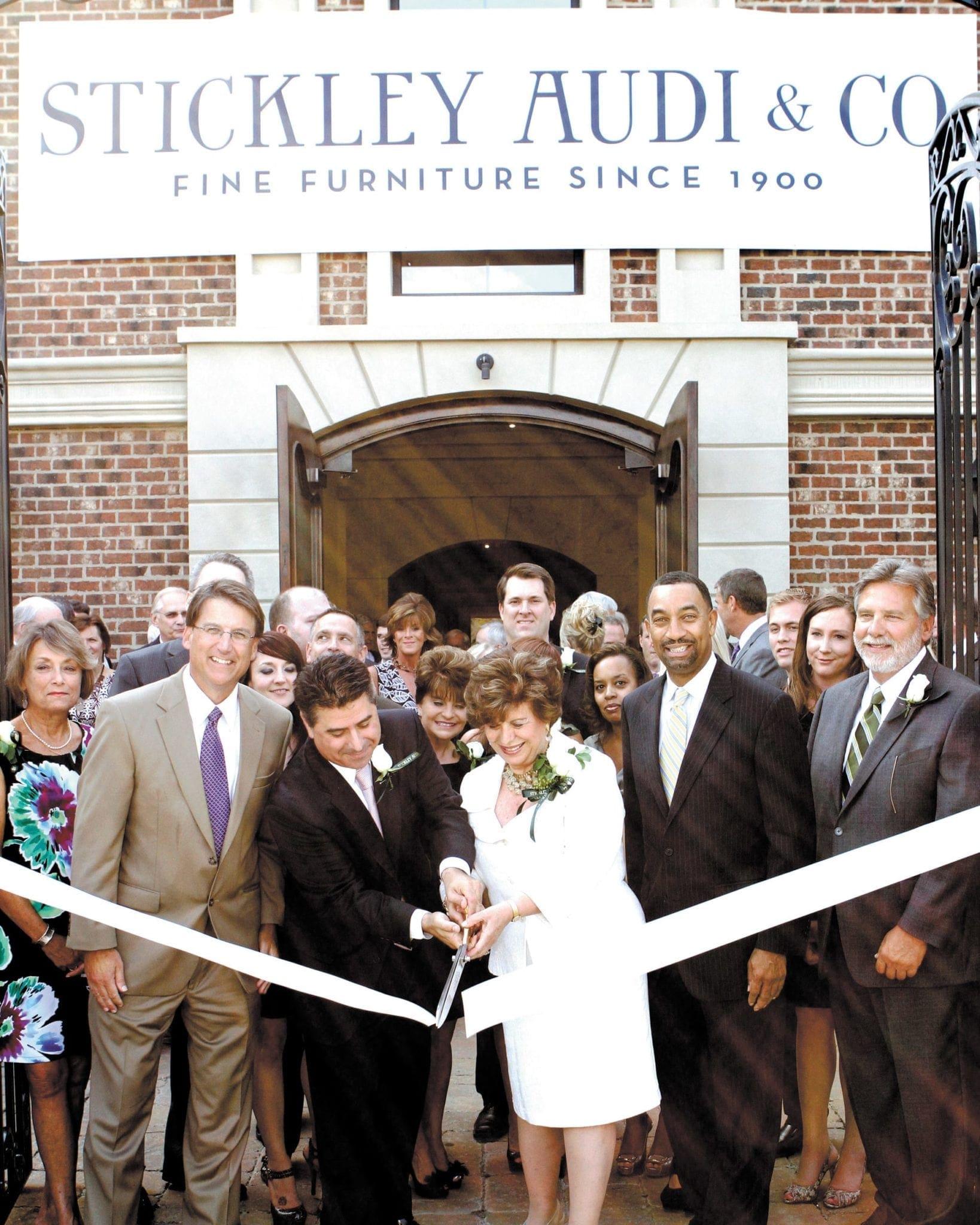 L. & J.G. Stickley: A company on the move
