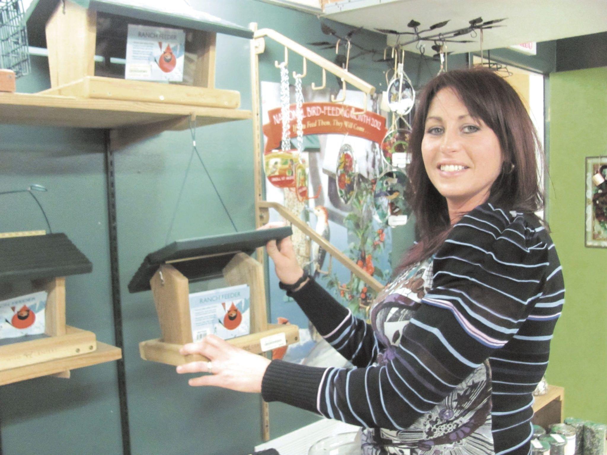 Wild Bird Center spreads its wings Seneca