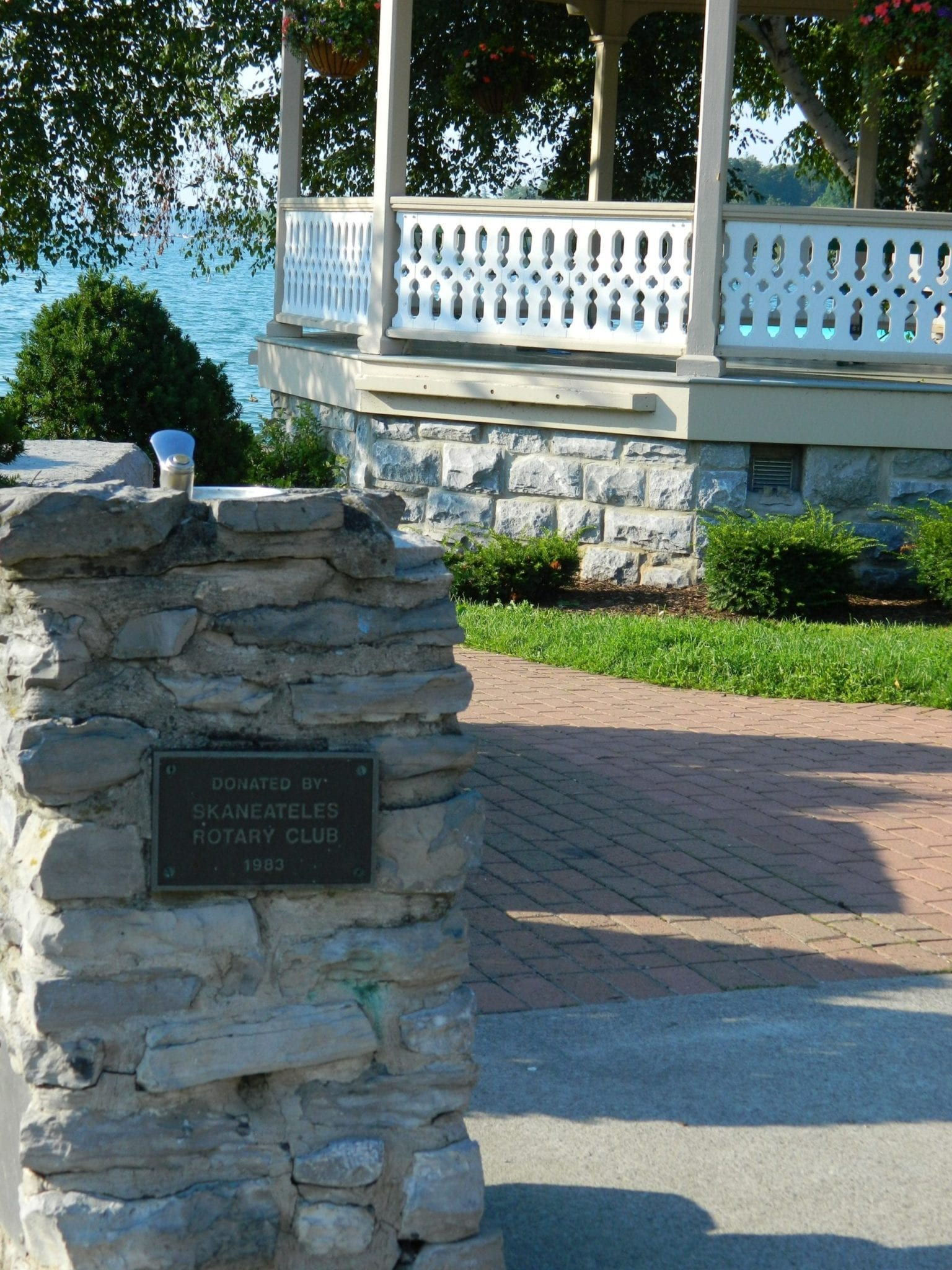 Rotary clubs raising funds for new Clift Park drinking fountain
