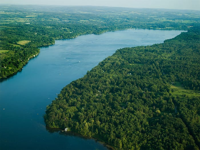 Cazenovia Lake chemical treatment process moving forward, locations announced