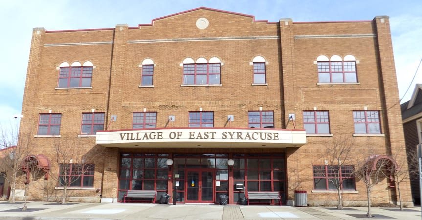 Federal grant use focus to shift to smaller projects in East Syracuse