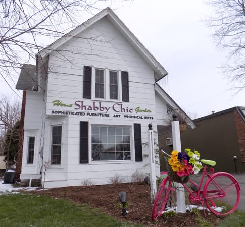 Eagle News Online Shabby Chic Moves To Genesee Street Location