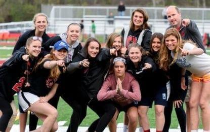 'Rivalry Cup' debut a smashing success