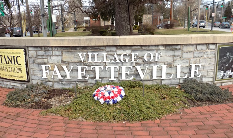 Fayetteville holds last public hearing for N. Burdick Street development proposal before final vote