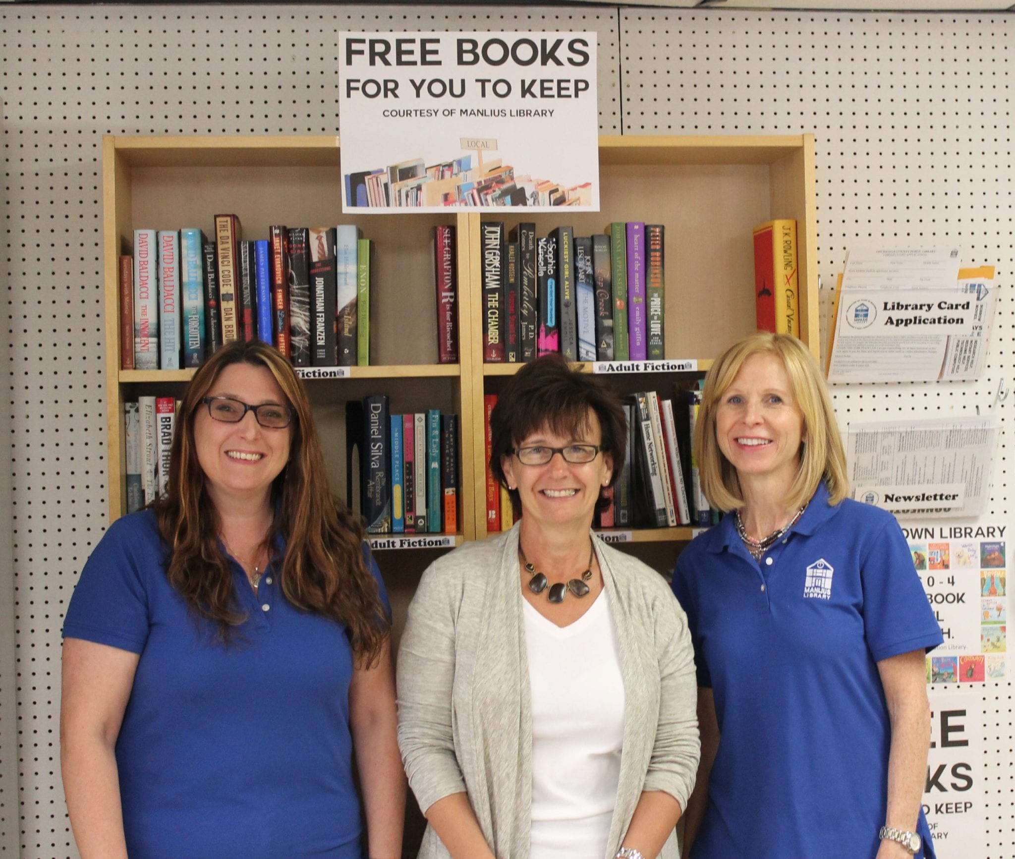 Eagle News Online Manlius Library Partners With F M