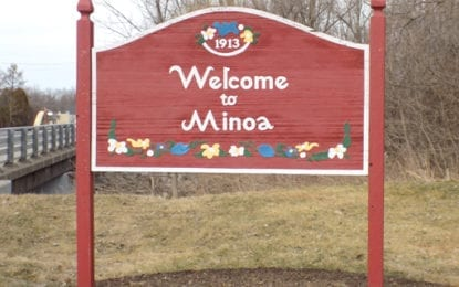 Minoa qualifies for $100,000 clean energy grant