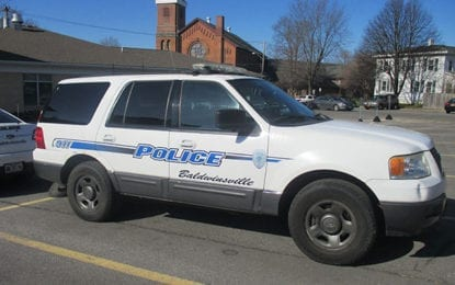 Baldwinsville Police Department announces recent arrests