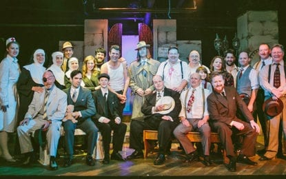 Theater Review: 'Toil and trouble' — CNY Playhouse brilliantly recreates 'Macbeth' as a Mafia war fought in the 1930s