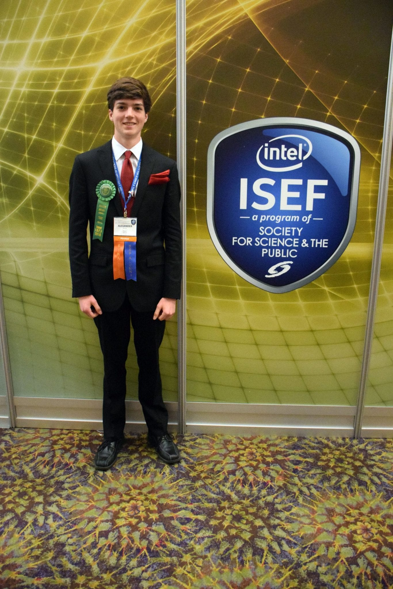 Skaneateles student wins big at International Science Fair