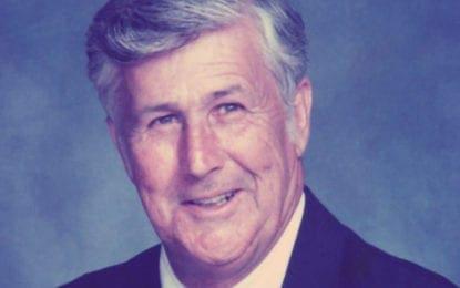Charles E. Brunger, 92