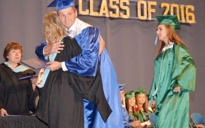 Congratulations, C-NS grads!