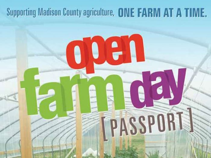 Open Farm Day re-organizational meeting coming in February