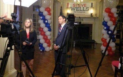 Cazenovian Wells places second in GOP Congressional primary