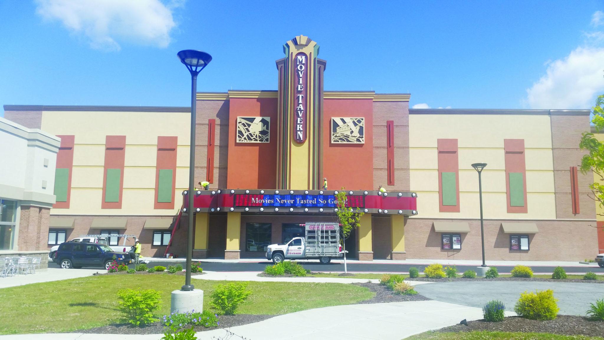 Movie Tavern opens in Camillus