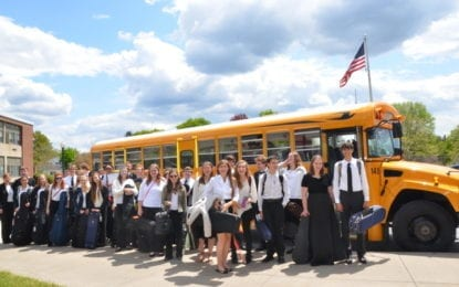 Orchestra brings home the gold