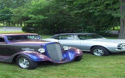 Cruisin' Classic car show June 22