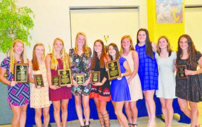 Skaneateles senior athletes honored
