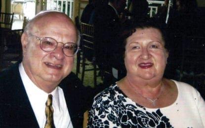 Sondra and Phillip Schwartz celebrate 50 years of marriage