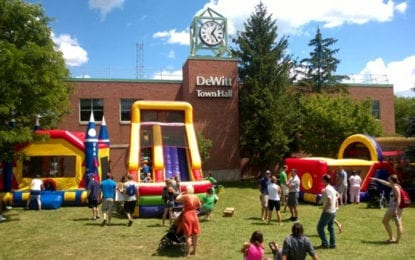 Annual Canal Day celebration returning to DeWitt on Aug. 6