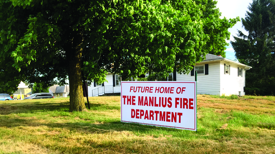 Bids awarded for Manlius fire station; groundbreaking will be held in near future