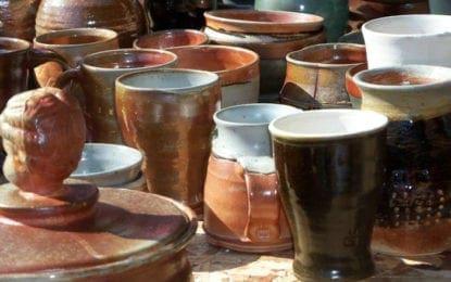 Syracuse Ceramic Guild Annual Pottery Fair returns to Caz Aug. 20-21