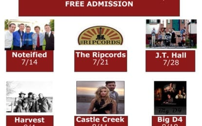 Things to do in Caz: Chamber of Commerce Summer Concert Series