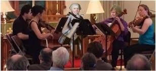 Jefferson Quartet July 16