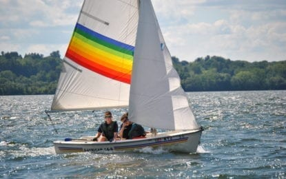 From the Liverpool Public Library: Come sail away with LPL