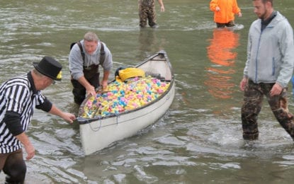 Bridgeport Food Pantry's ninth annual Duck Race is Sept. 9