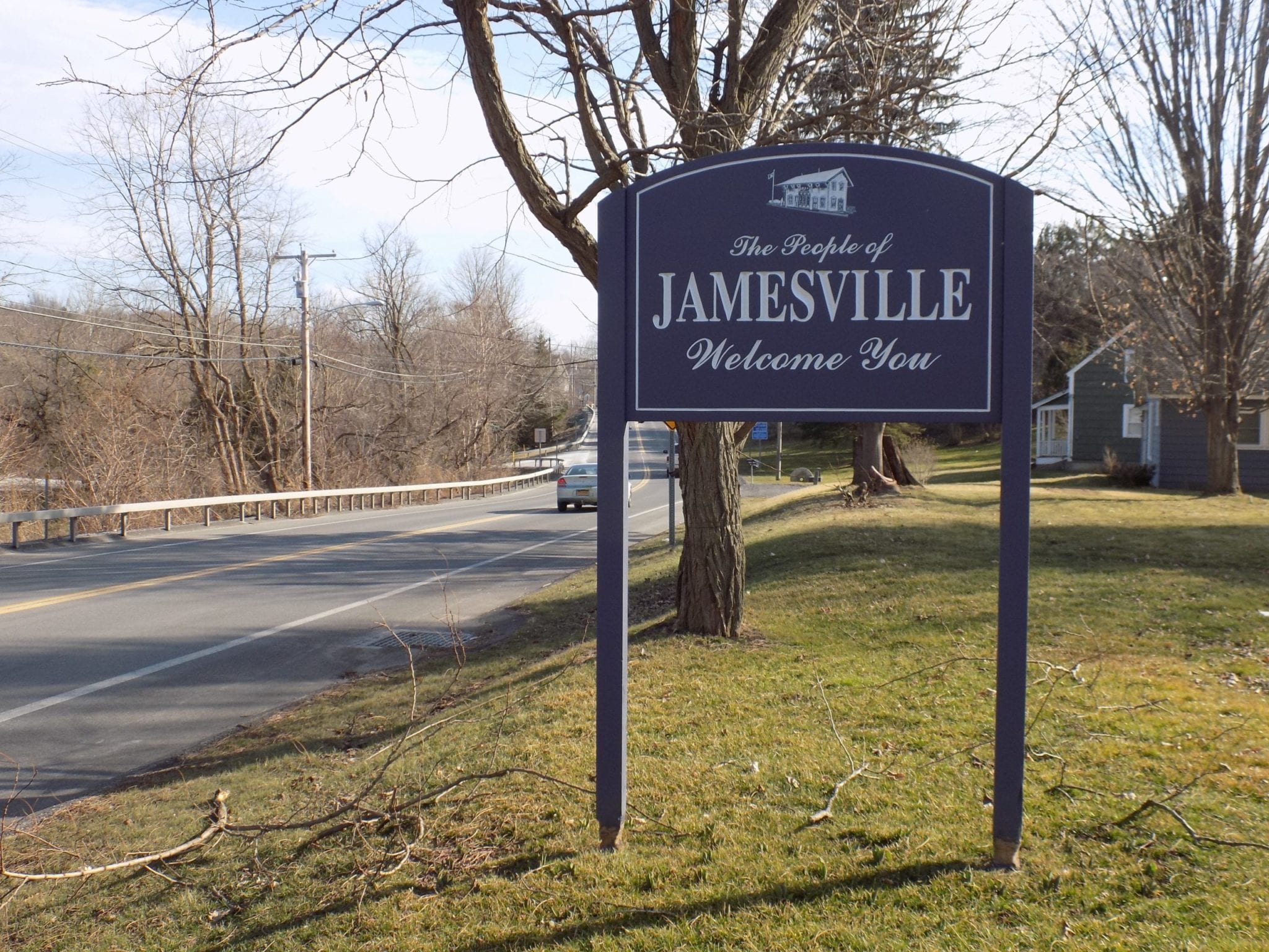 Jamesville Master Plan document completed